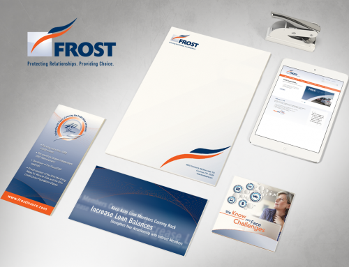 Frost Rebrand
