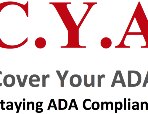 Covering Your ADA