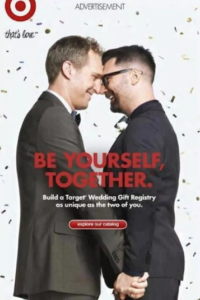 Target Ad: Be Yourself Together
