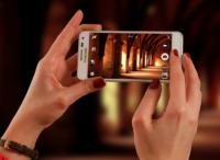 Video through smartphone