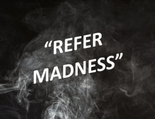 Refer Madness: A Marketing Department of Thousands