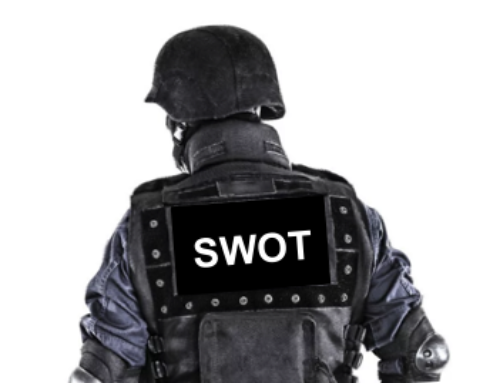 You Need a S.W.O.T Team